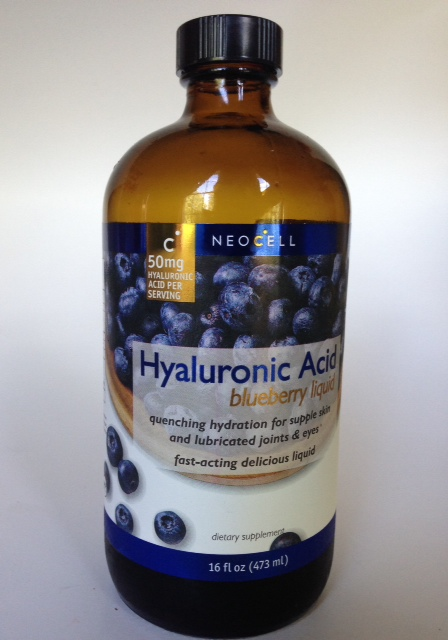 hyaluronic acid dietary supplement