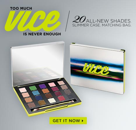 Urban Decay Vice 3 Shadow Palette