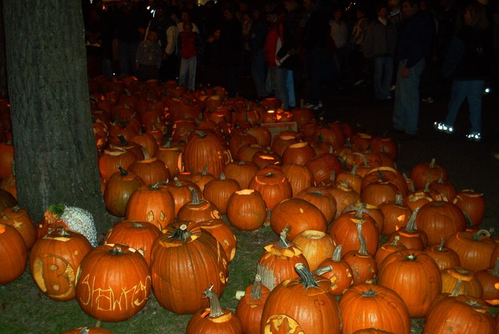 Keene NH pumpkin festival