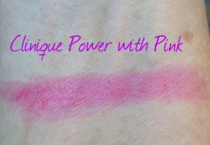 Pink Ribbon lipstick swatch