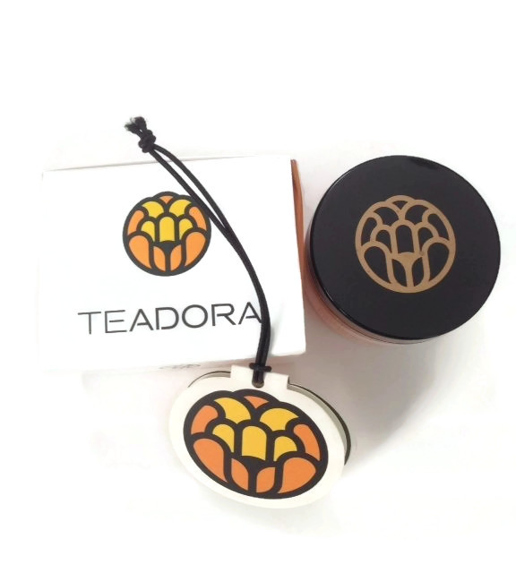 Teadora Rainforest at Dawn Nourishing Lip Butter