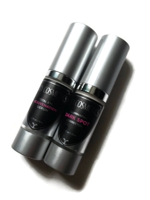 Total Rejuvenating Eye Serum & Illuminating Dark Spot Corrector