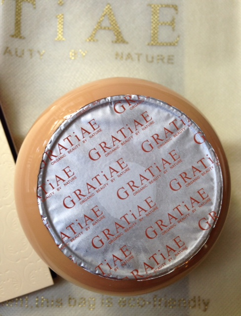 Gratiae Exfoliating Scrub