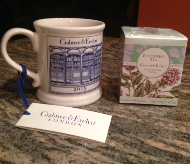 collectible anniversary mug