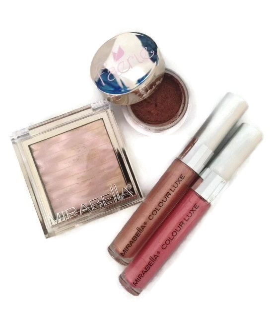 Faerie holiday makeup collection