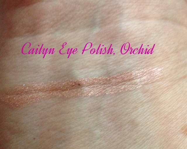 Just Mineral eye shadow in Orchid