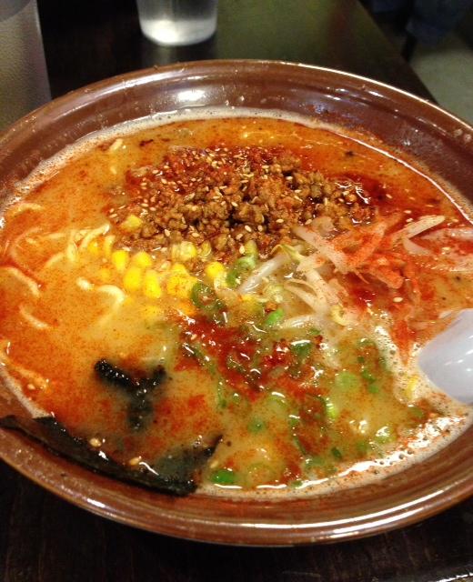 soup, broth, Sapporo Ramen