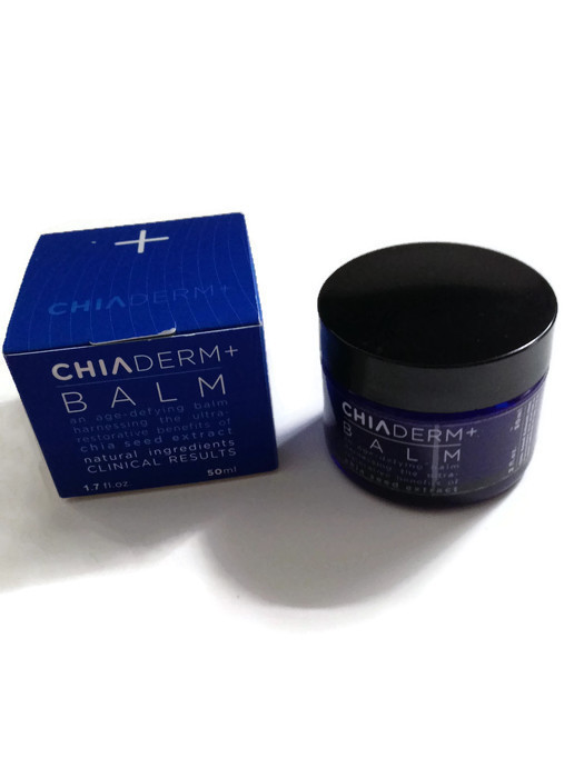 ChiaDerm Skincare Balm from chia seeds