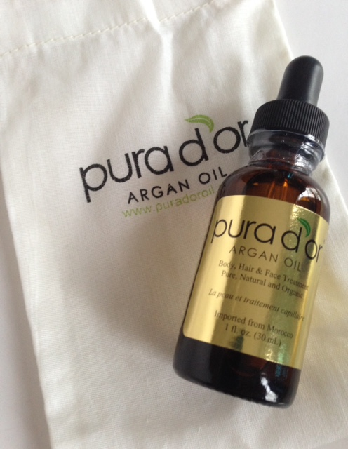 Pura D'Or 100% Natural USDA Organic Argan Oil
