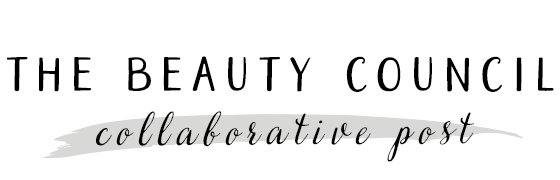 The Beauty Council collaborative post logo