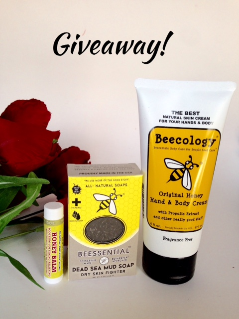Beecology Natural Skincare products, Beecology Hand & Body Cream, Beecology Dead Sea Mud Soap, Beecology Honey Lip Balm