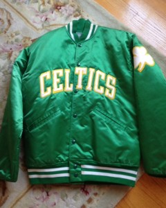 basketball fan jacket