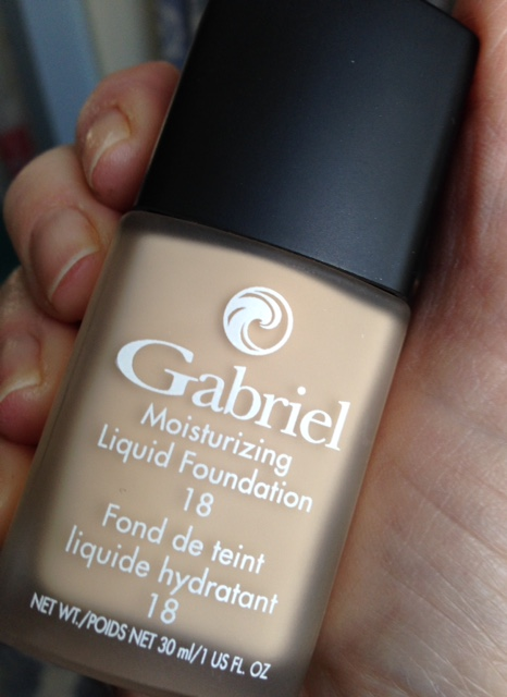 Gabriel Cosmetics Moisturizing Liquid Foundation SPF 18