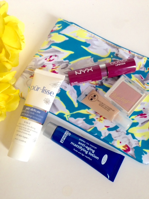 ipsy Floral Fantasy Glam Bag March 2015