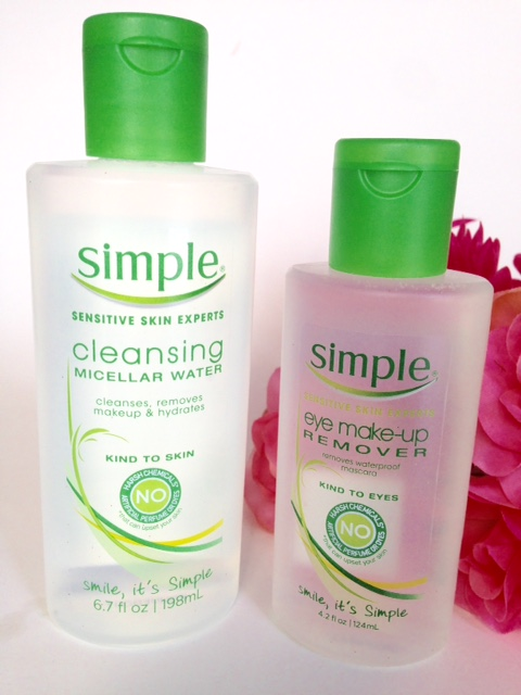 Clean Up With Simple Micellar Water And Eye Makeup Remover U2013 Never Say Die Beauty