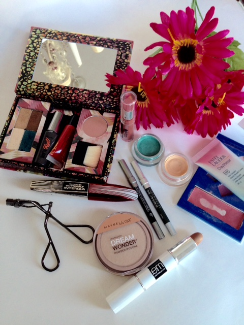 Face of the Day makeup