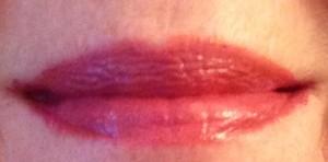 lipgloss swatch