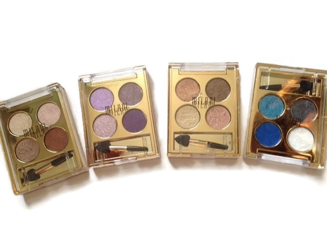 cream sparkle eyeshadow palettes
