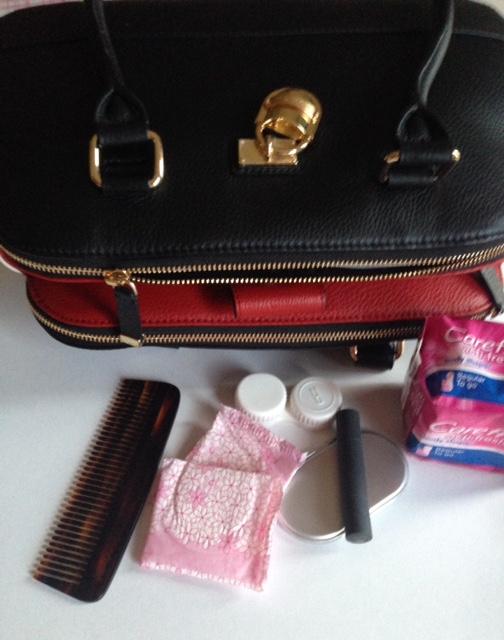 Carefree-purse
