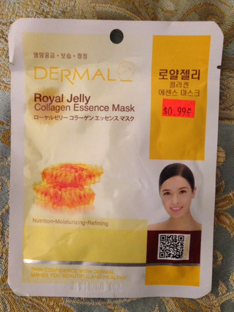 sheet mask, Korean skincare