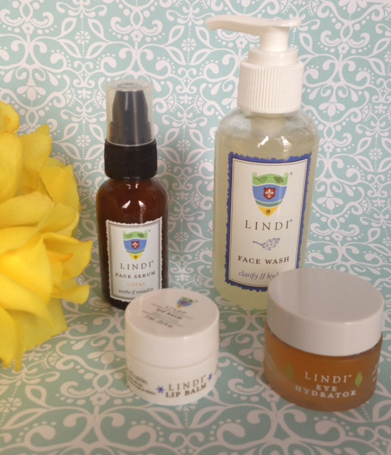 skincare for people with stressed skin or undergoing radiation or chemotherapy