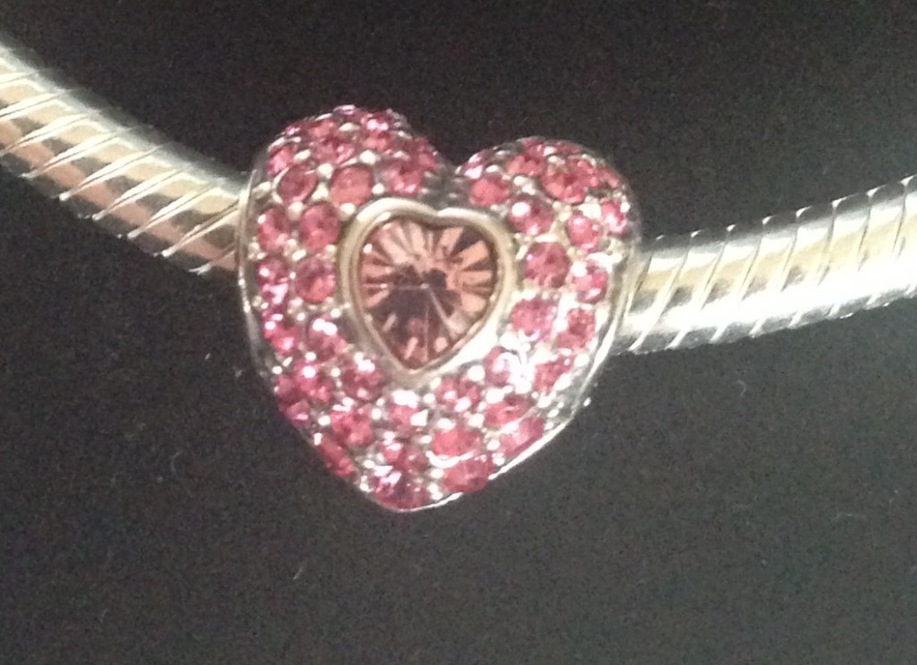 Soufeel-pink-crystal-heart-charm