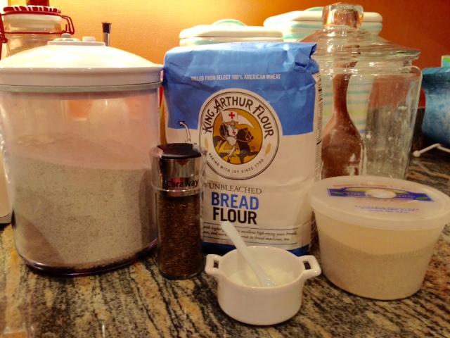 how to make rye bread, Almost No Knead bread recipe
