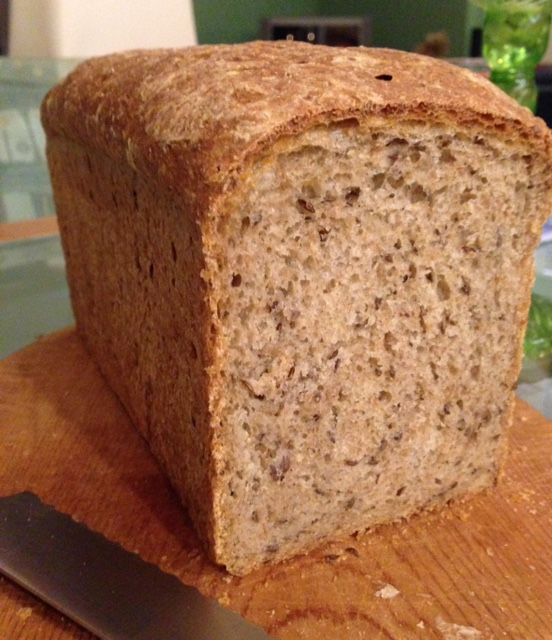 how to bake your own bread, Almost No Knead rye bread recipe