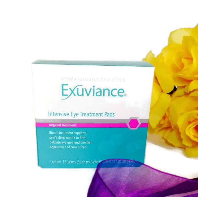Exuviance-Intensive-Eye-Pads-box