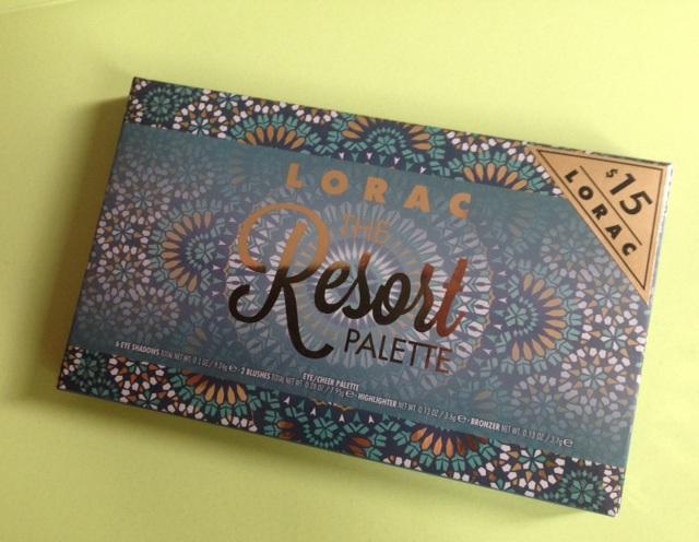 limited edition eye and cheek palette