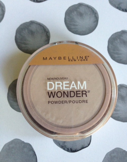 Maybelline Dream Wonder Powder, pressed powder, setting powder