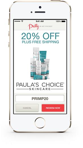 20% off code PRIMP20