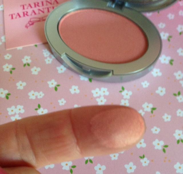 apricot pink powder blush