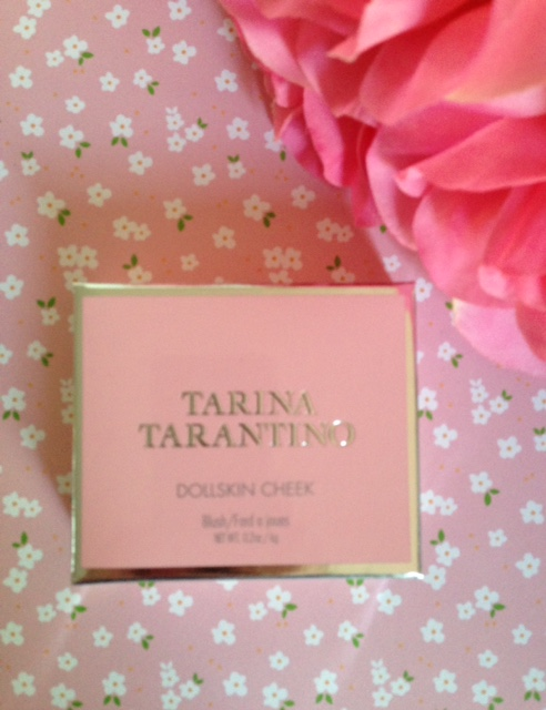 Tarina Tarantino Dollskin Cheek, Feather