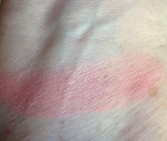 apricot peach powder blush