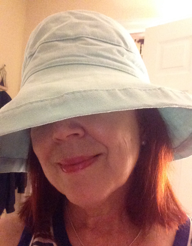 075989b40 Scala Collezione Medium Brim Cotton Sun Hat UPF 50 – Never Say Die ...