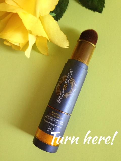 mineral sunscreen powder spf 30