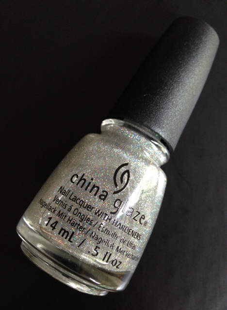 China Glaze Nail Lacquer Fairy Dust