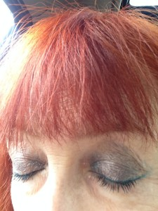 eye look with Tarina Tarantino Eye Dream Hypershadow, Chain