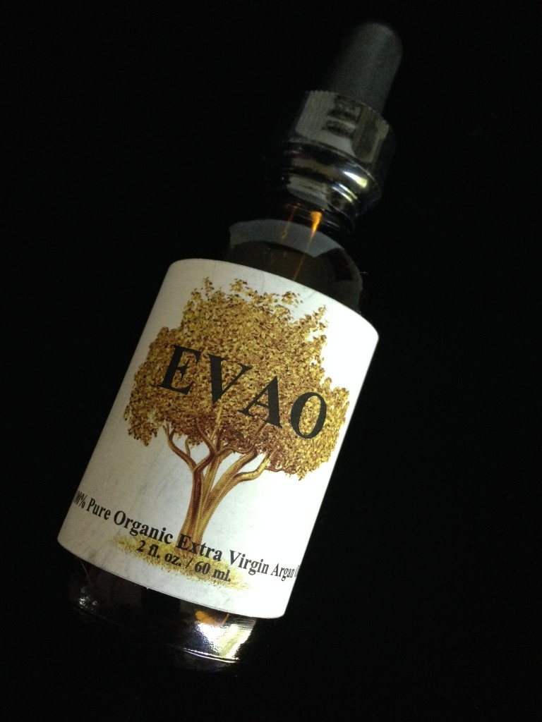 certified organic argan oil, EVAO from ISA Professional