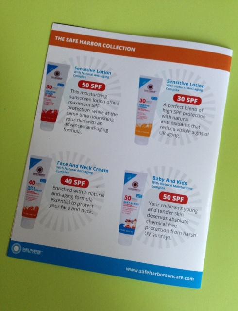 Safe-Harbor-sunscreen-brochure
