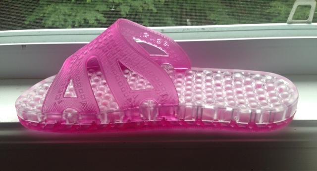 Sensi Capri Regatta Ice Punch sandals, Punch Pink