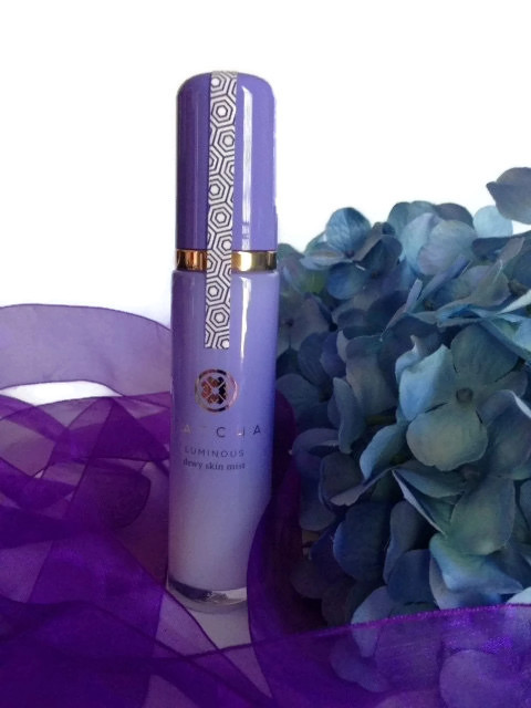 TATCHA Luminous Dewy Mist Spray bottle