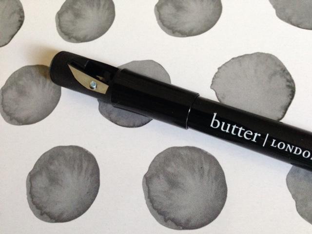 built-in lip crayon sharpener