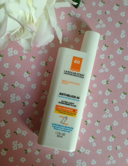 La Roche-Posay Anthelios 60 Ultra Light Sunscreen Fluid