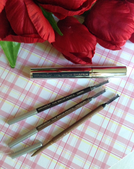 Mirabella The Brow Shaper, Brow Pencils