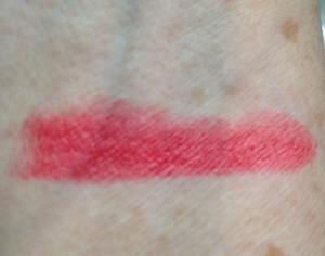 Smashbox Be Legendary Lipstick, Mandarin swatch
