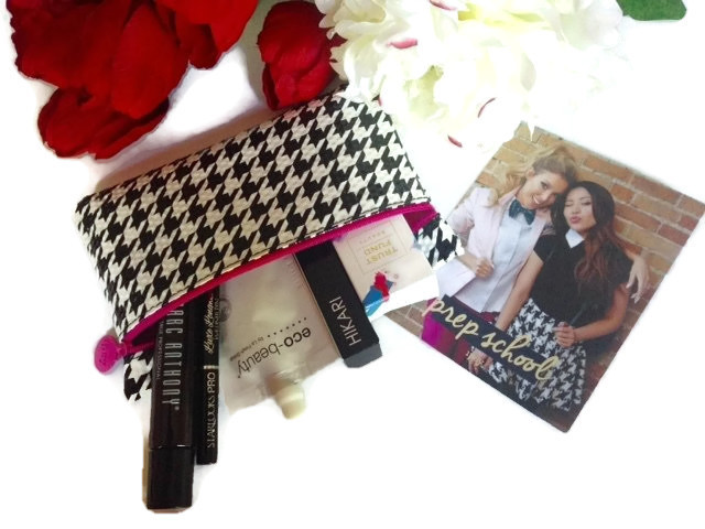 ipsy bag September 2015 Prep School