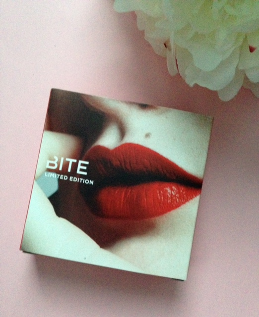 Bite Beauty limited edition Mimosa Red Lipstick Lipgloss Mini Set Sephora gift, neversaydiebeauty.com @redAllison