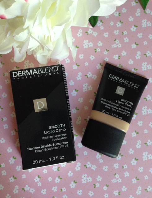Dermablend Smooth Liquid Cam Foundation in Cream, neversaydiebeauty.com @redAllison